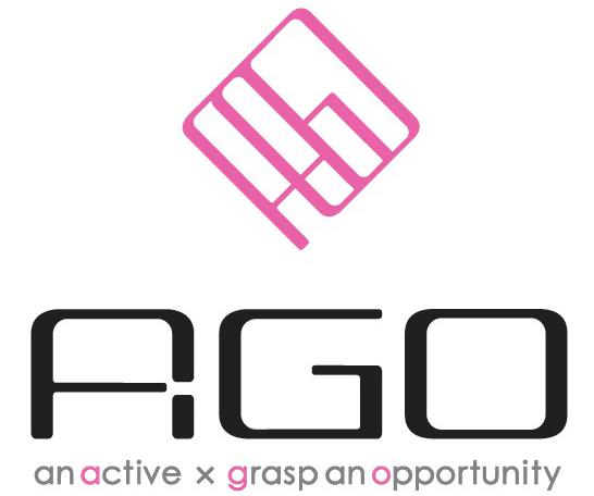 ロゴ:株式会社AGO